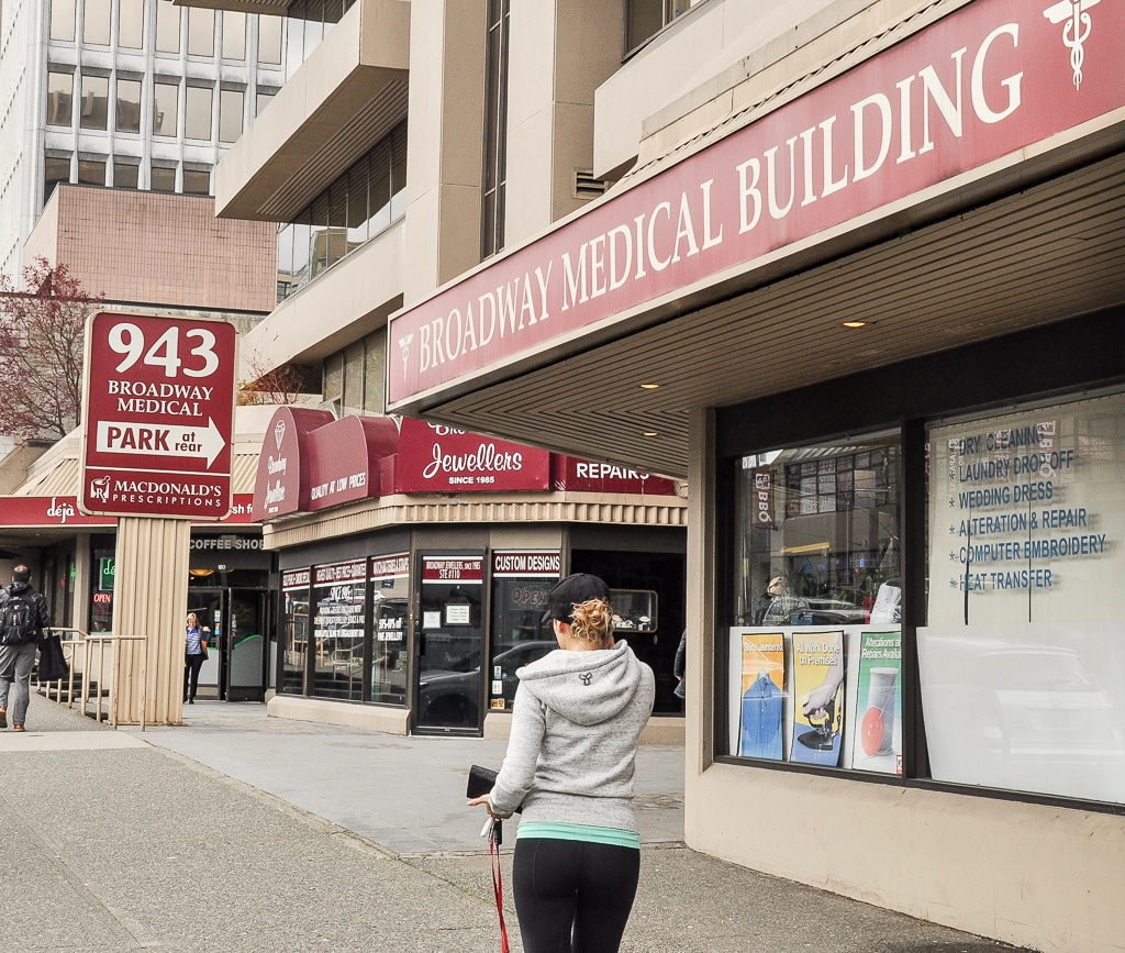 dr james lai vancouver bc broadway medical building. Black Bedroom Furniture Sets. Home Design Ideas