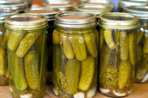 6 foods to avoid- pickles