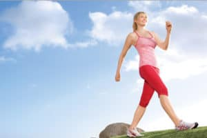 Heart Exercises - walking