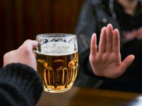 Overactive Bladder - Avoid Alcohol