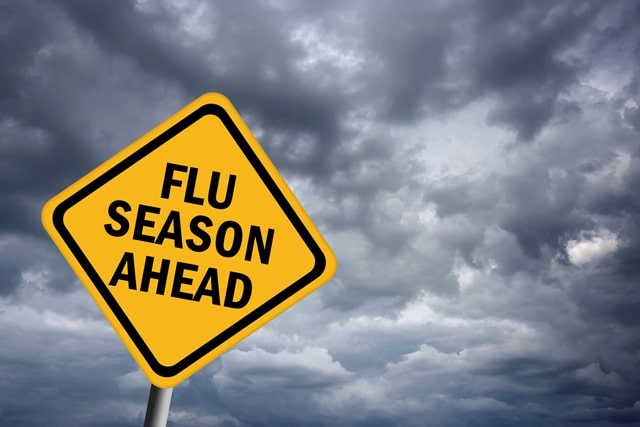 Influenza Season: How To Prevent The Flu