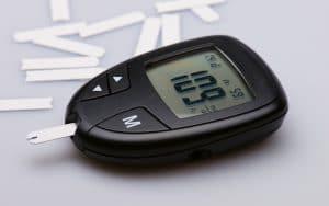 Sugar substitutes and blood sugar control