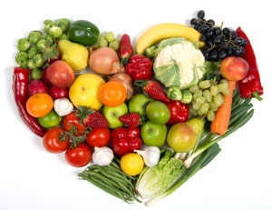 diabetes health tips - fruits and veggies
